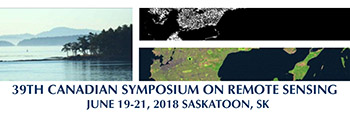 39th Canadian Symposium on Remote Sensing